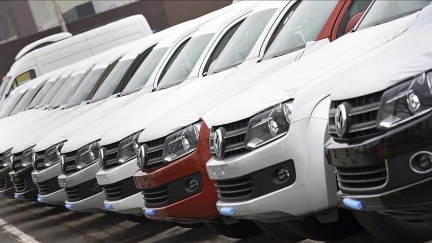 Ancos habló del fabricante alemán de coches.