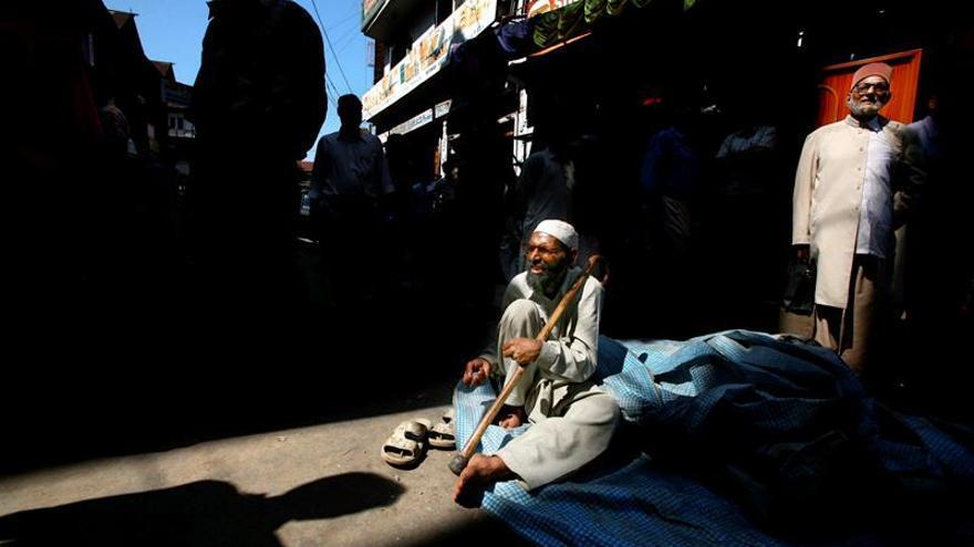 Una ciudad india retira a mendigos de sus calles ante la llegada de Ivanka Trump