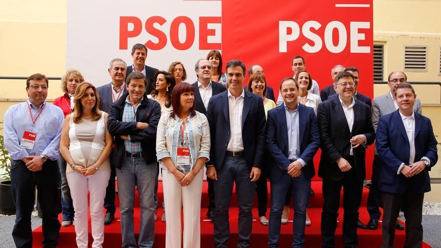 """Mendia dice que el PSE es """"la primera referencia de la izquierda"""" en Euskadi y defiende la transparencia en los pactos"""
