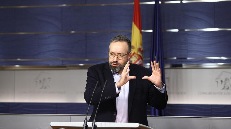 Ciudadanos respeta la sentencia sobre el Valle de los Caídos pero recuerda el informe que recomendaba exhumar a Franco
