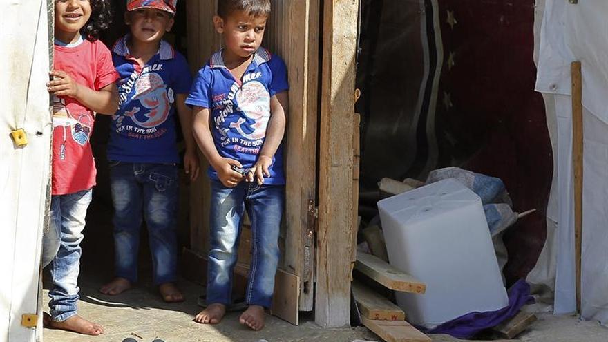 Bruselas presenta un proyecto pionero de integración de niños refugiados sirios