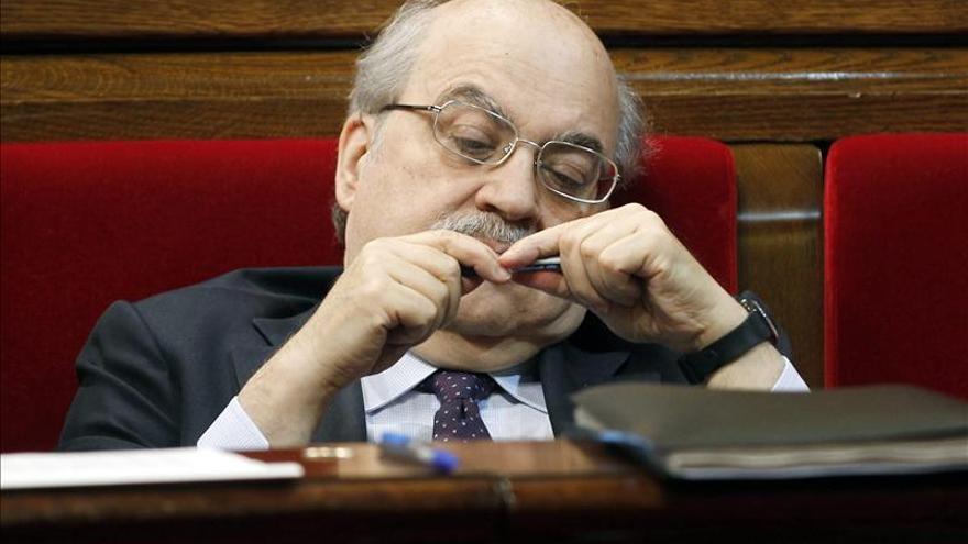 """Mas-Colell cree que alargar el debate del déficit """"no es bueno para nadie"""""""