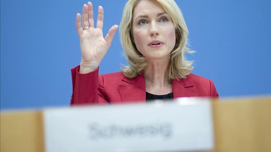 Merkel impondrá a las empresas una cuota femenina de sello socialdemócrata