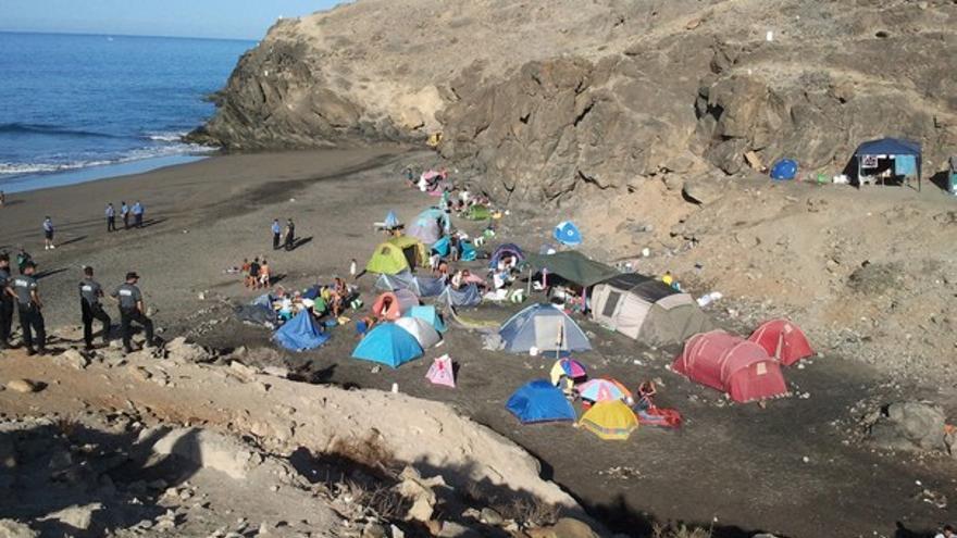 De los desalojos en las playas de Gran Canaria #5