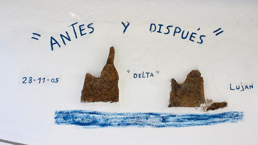 Antes y 'dispués' del Delta. CIRENIA VICO