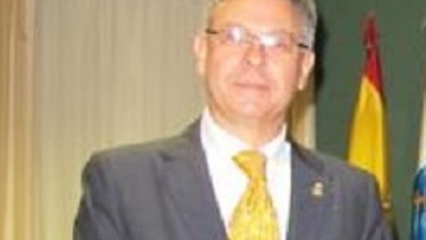 El director de la Económica, Jorge Domínguez.