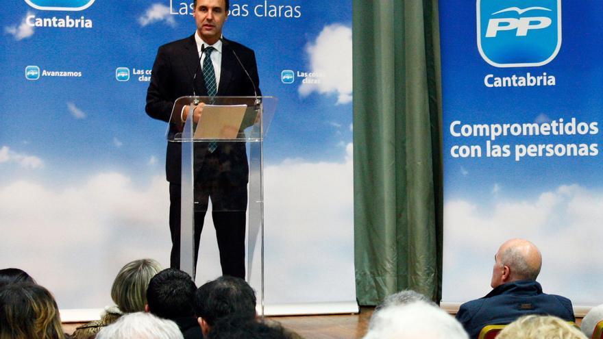 """Ignacio Diego responde a Rubalcaba que la """"pesadilla"""" que vive España se debe al """"desgobierno"""" del PSOE"""