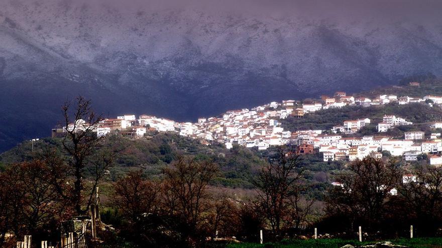 Sierra Gata Caceres Extremadura