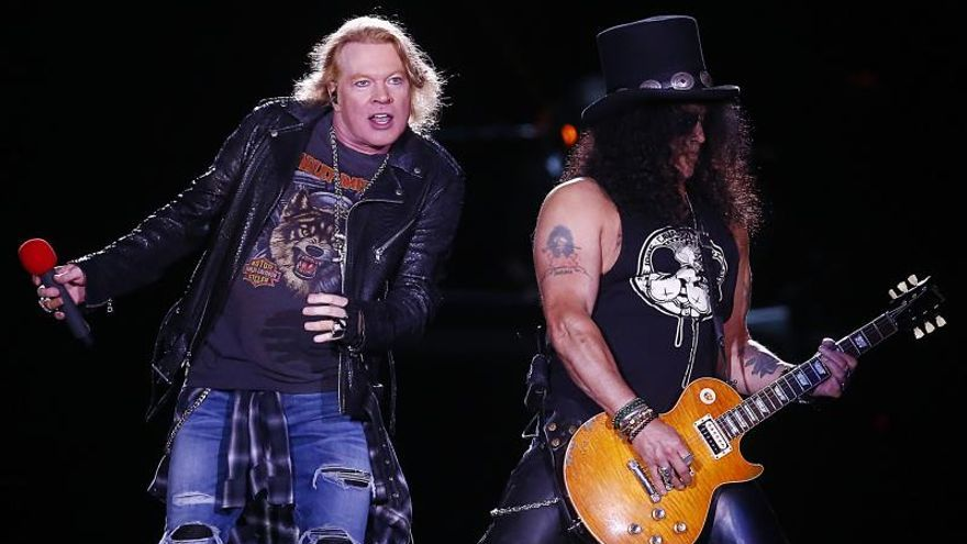 Guns N'Roses darán el primer concierto en el nuevo estadio del Tottenham