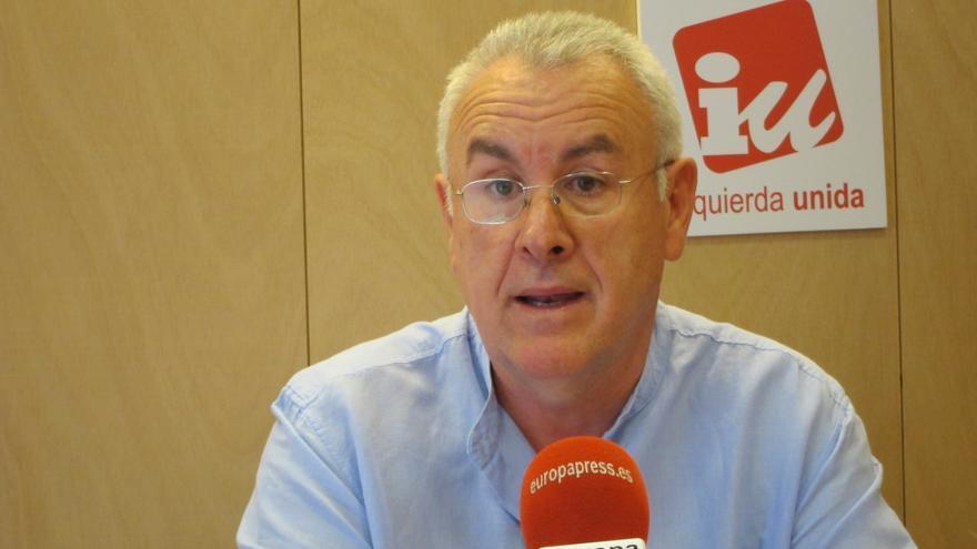 Cayo Lara dice que Telefónica cometió un error al contratar al Duque y espera que otras empresas tomen nota