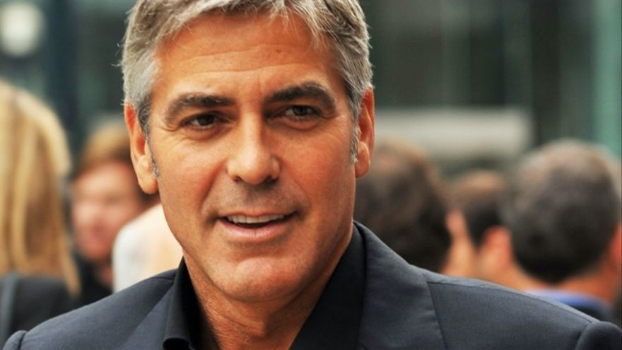 George Clooney. Foto: Michael Vlasaty / Wikipedia