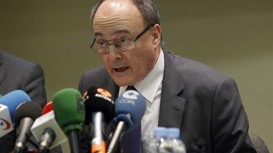 El gobernador del Banco de España dice que una Cataluña independiente no tendría acceso a liquidez de BCE