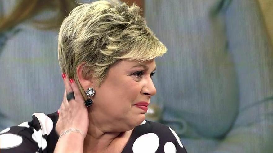 Terelu Campos se derrumba y abandona por momentos el plató de 'Viva la vida'