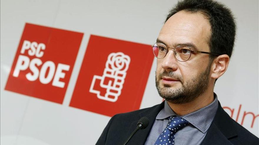 El PP interpondrá acciones legales contra Antonio Hernando si no rectifica sus palabras