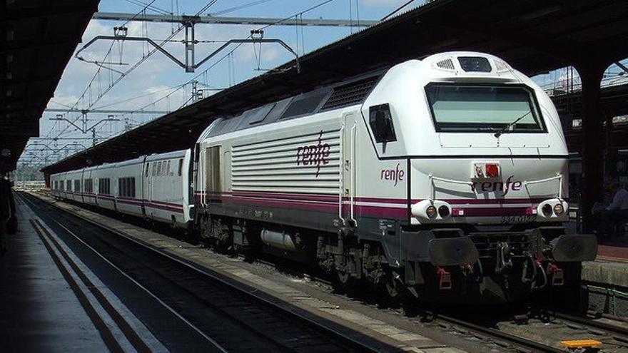 tren extremadura