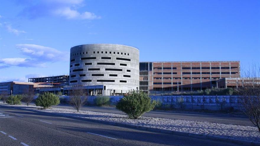 Nuevo Hospital de Toledo / Foto: EUROPA PRESS