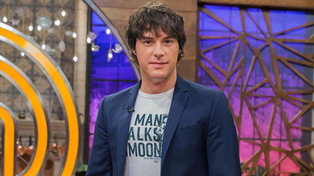 Jordi Cruz en 'MasterChef'