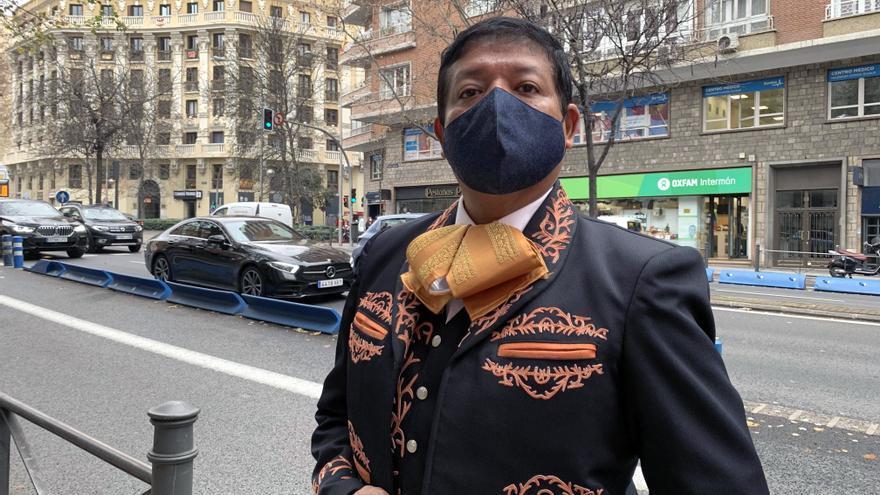 Así sobreviven los mariachis en España en medio de la pandemia