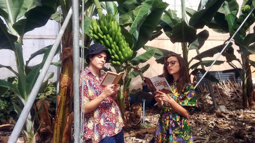 Poemas y plátanos se unen por segunda vez este viernes.