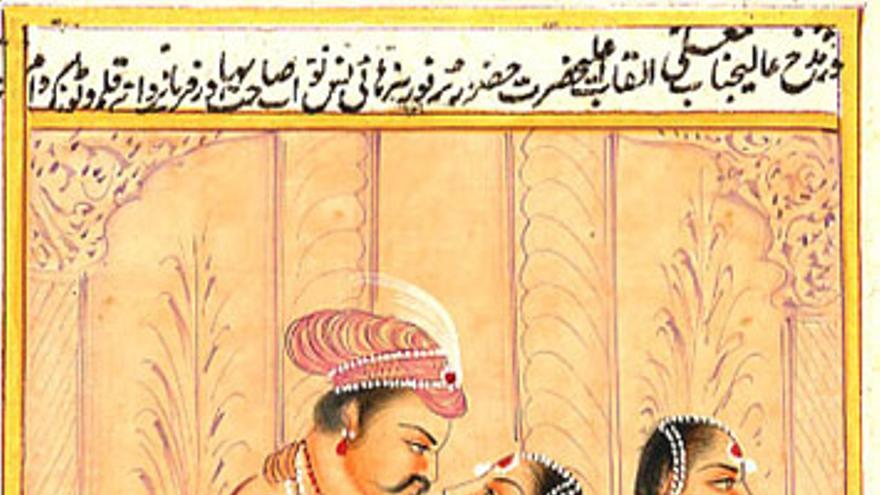 Ilustración del Kamasutra