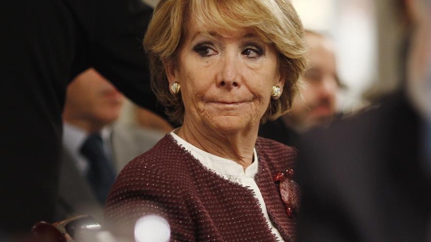 """Aguirre afirma que un """"Gobierno Frankestein"""" significaría la """"voladura del régimen constitucional español"""""""