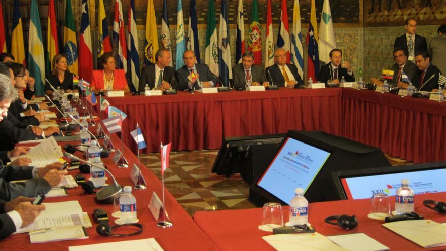 Ministros iberoamericanos de Interior intercambian ideas sobre lucha contra el narcotráfico, terrorismo y las fronteras
