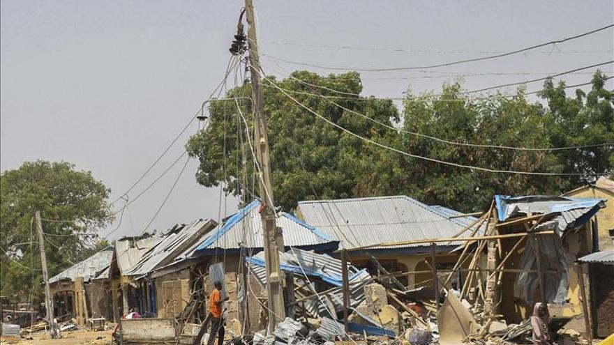 Al menos siete muertos en un ataque de Boko Haram en el noreste de Nigeria