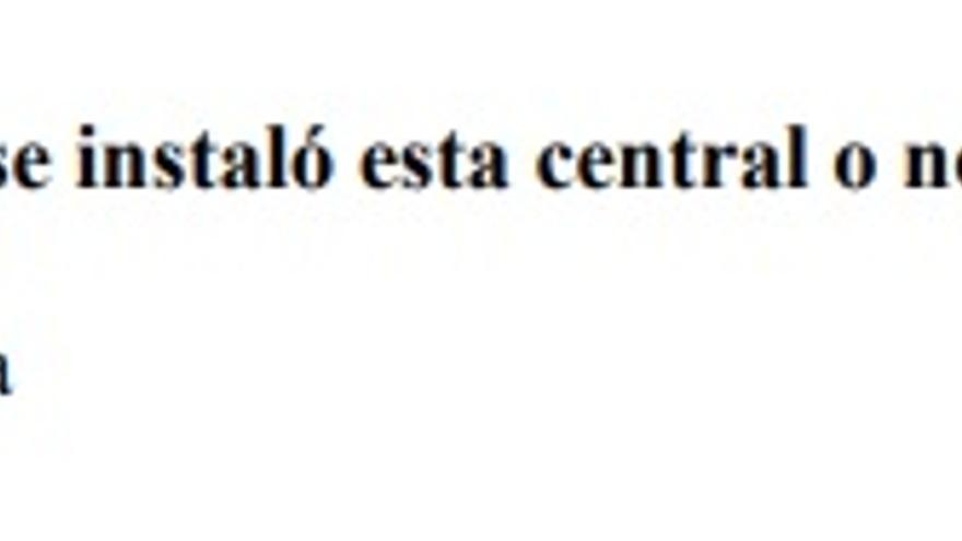 Respuesta de Ana Oregi en torno a la construcción de una planta de hormigonado en Beasain