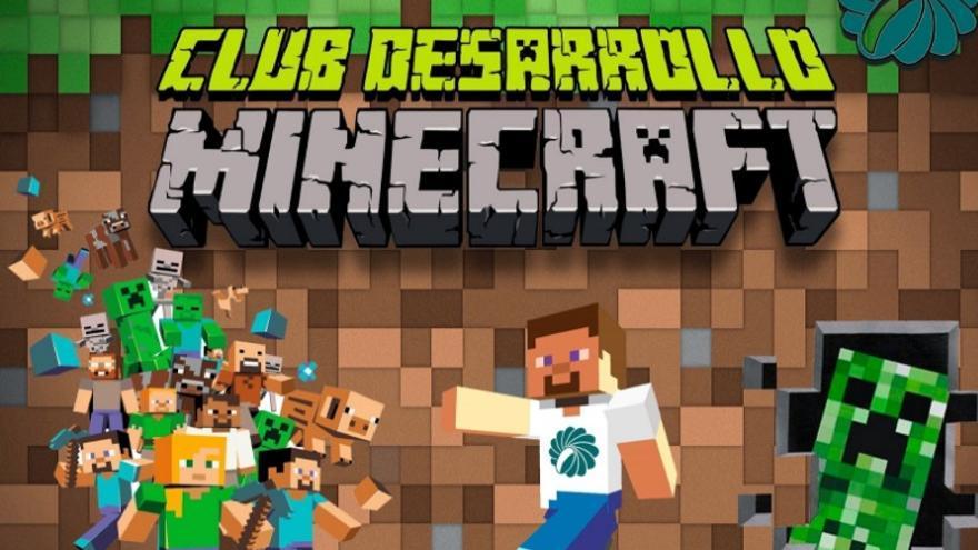 El Club de Ocio Inclusivo basado en el videojuego Minecraft