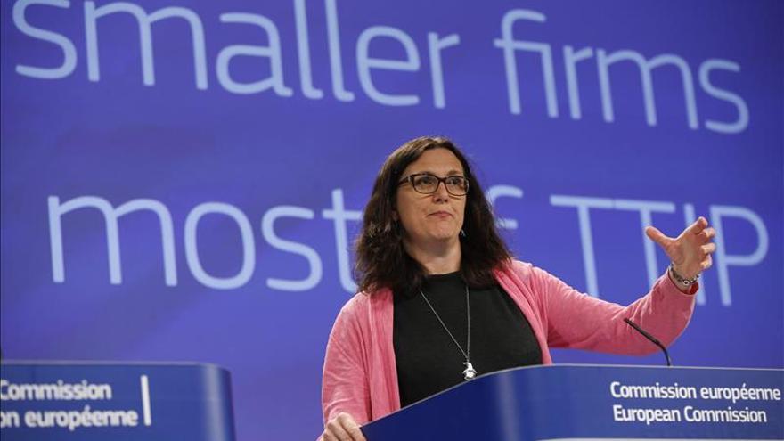 La UE y México comenzarán las negociaciones para actualizar su TLC en otoño