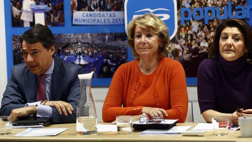 """Esperanza Aguirre apuesta por hacer una """"reforma radical"""" de las administraciones públicas"""