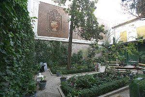 Jardín del Museo del Romanticismo