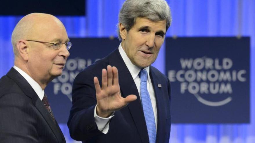 Kerry dice que Asad ha perdido la legitimidad para estar en el gobierno de transición sirio