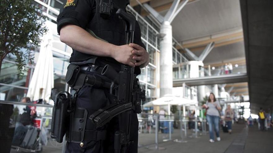 La policía noruega dejará de ir armada a partir de la próxima semana