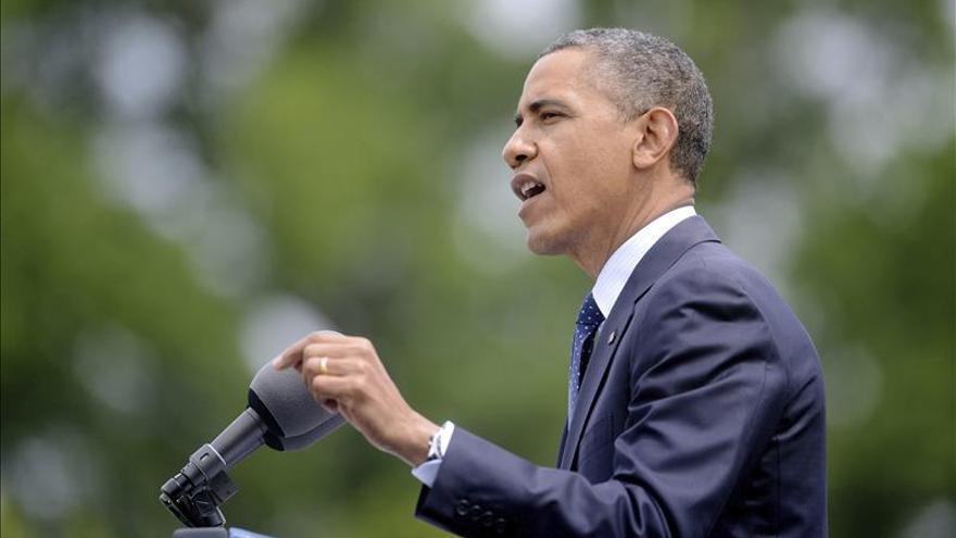 Obama y Thein Sein dialogan sobre la liberación de presos y las reformas en Birmania