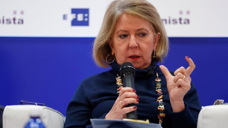 """Fallece la periodista Alicia Gómez Montano, exdirectora de """"Informe Semanal"""""""