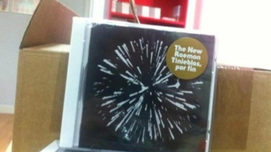 Tinieblas, nuevo disco de The new raemon