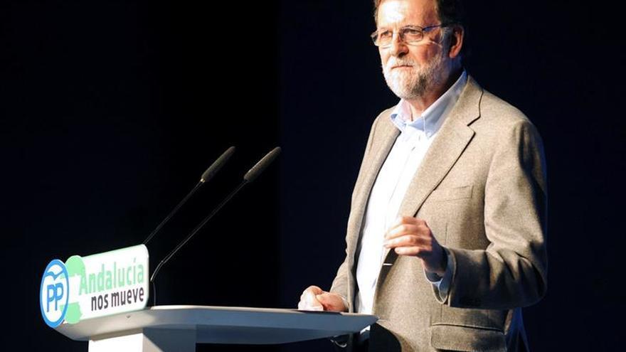 Rajoy avanza que el déficit público de 2017 se redujo hasta el 3,07 %