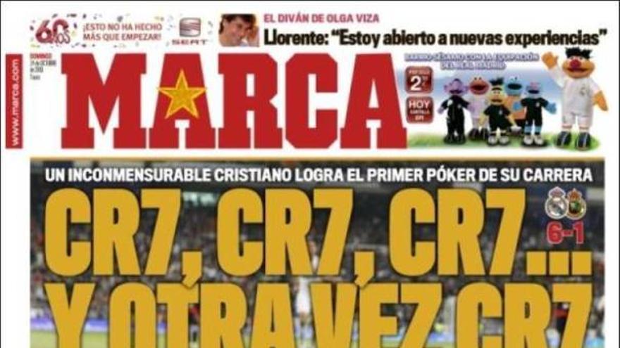 De las portadas del día (24/10/2010) #13