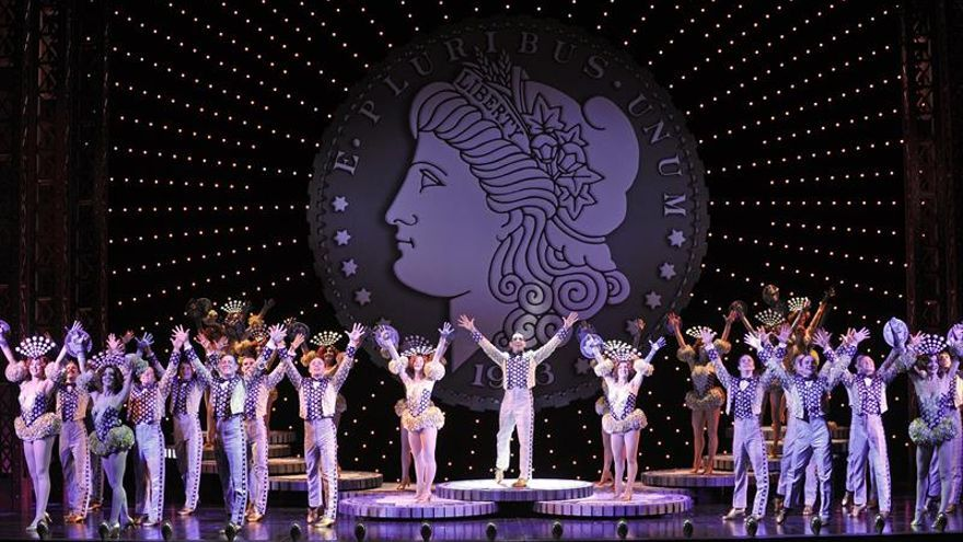 """El Châtelet de París crea una nueva versión del mítico musical """"42nd Street"""""""
