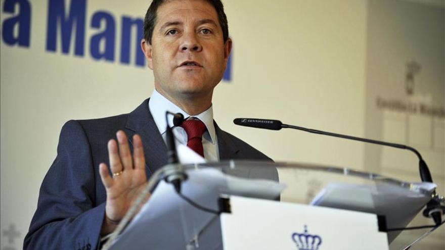 García-Page, nuevo jefe de la delegación española en el Comité de Regiones de la UE