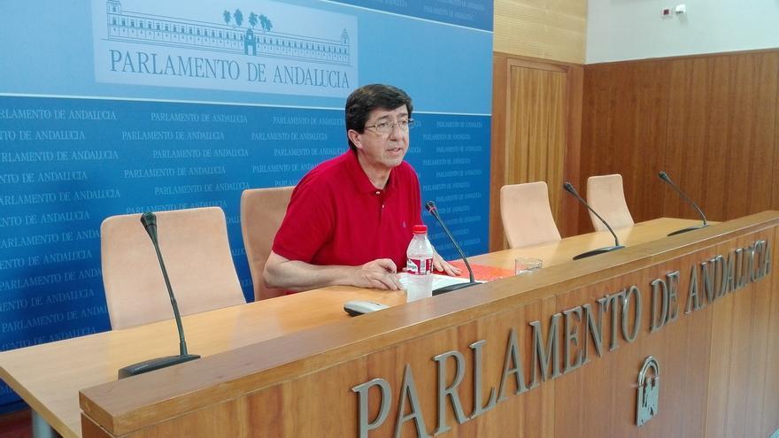 C's Andalucía pedirá dimisiones si hay cargos públicos considerados responsables políticos por la comisión de formación