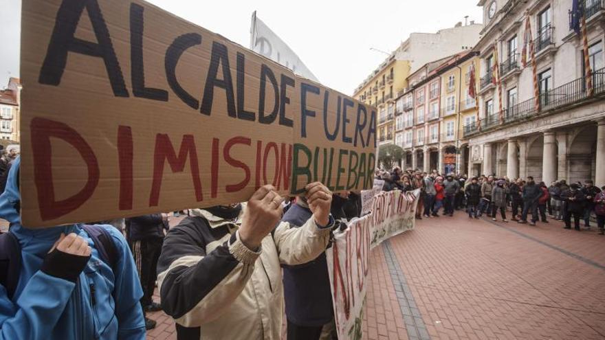 El Ayuntamiento de Burgos vota contra la paralización definitiva de las obras