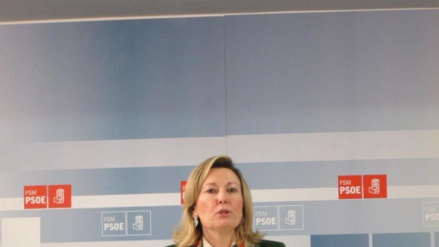 """Amparo Valcarce, sobre las primarias del PSM, dice que """"cada cosa a su tiempo"""""""