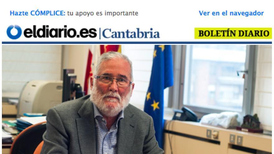 Boletín diario, eldiario.es cantabria