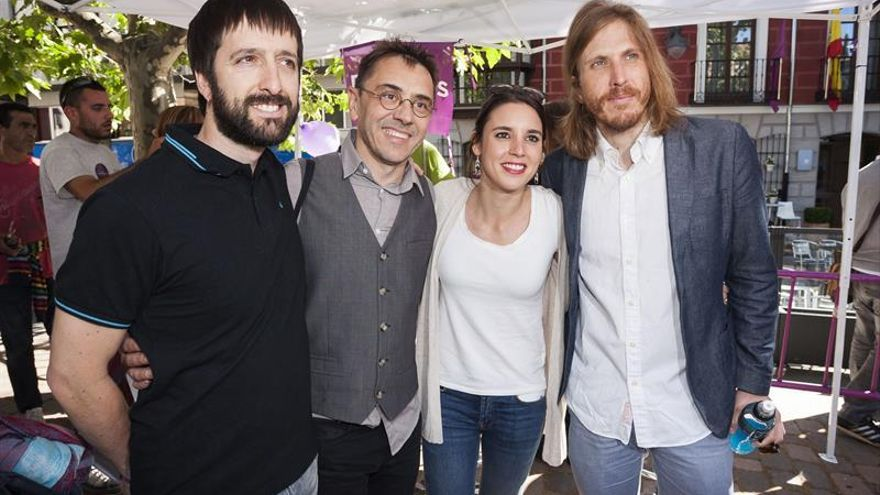 Unidos Podemos se consolida como segunda fuerza parlamentaria, según ABC