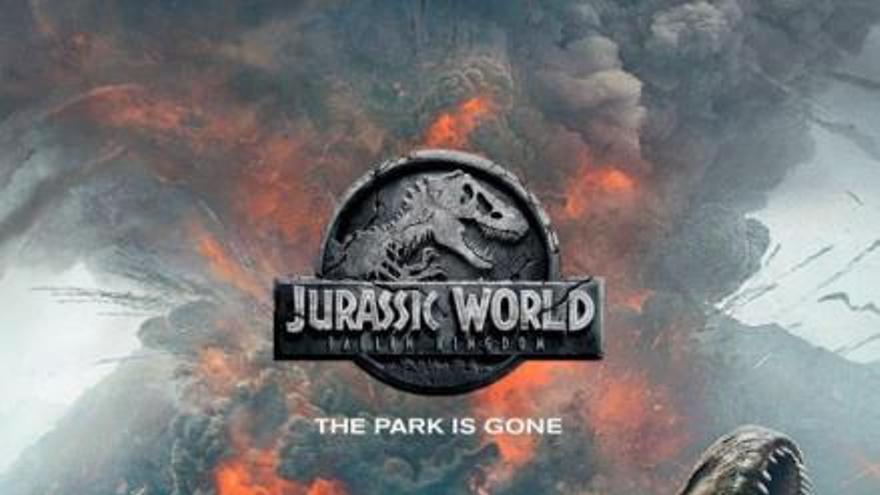 'Jurassic World. El reino caído', de J. A. Bayona: superproducción deautor