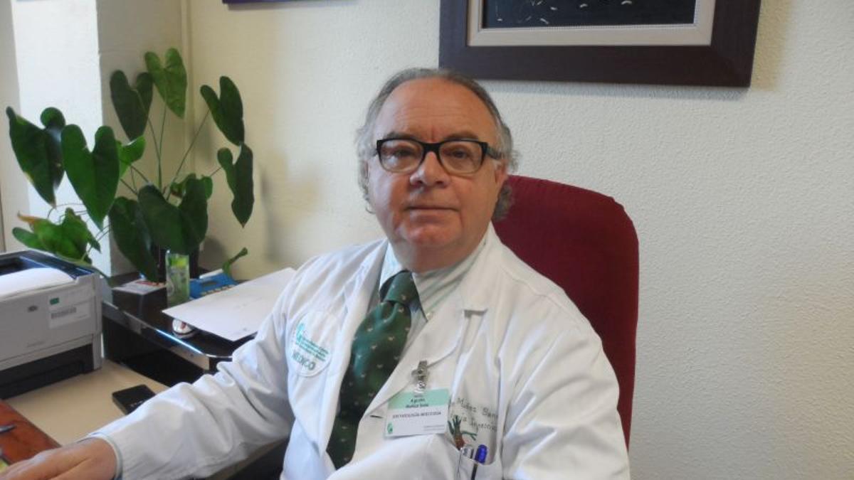 """Muñoz asegura que el factor humano """"está fallando desde el inicio de la pandemia""""."""
