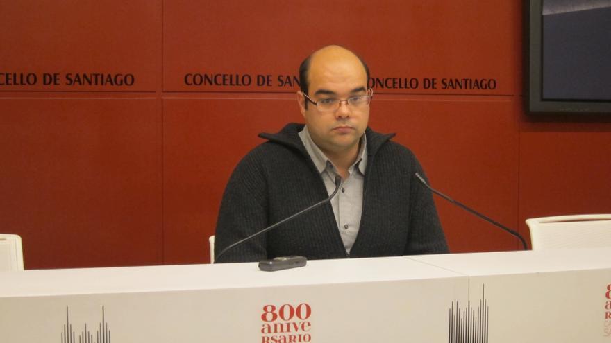 """El BNG siente """"asco"""" por la situación que vive Santiago con la doble imputación del alcalde y pide su dimisión inmediata"""