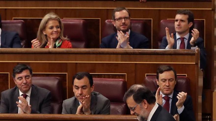 Rajoy culpa a Rivera de impedir avances en justicia al desmarcarse del pacto